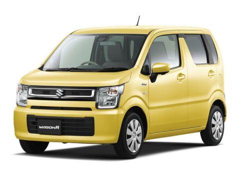 Suzuki Wagon R  02.2017 -  н.в.