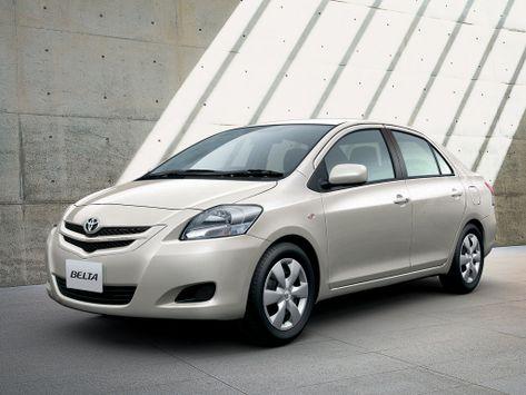 Toyota Belta XP90
