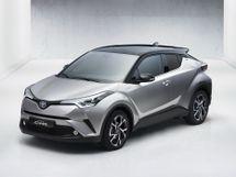 Toyota C-HR 2016, джип/suv 5 дв., 1 поколение