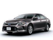Toyota Camry рестайлинг, 8 поколение, 09.2014 - 06.2017, Седан
