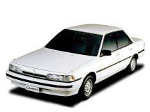 Toyota Camry 1986, седан, 2 поколение, V20