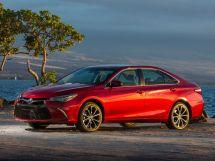 Toyota Camry рестайлинг, 8 поколение, 05.2014 - 05.2017, Седан
