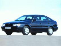 Toyota Carina E рестайлинг 1996, лифтбек, 6 поколение, T190