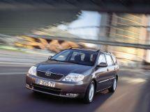 Toyota Corolla 9 поколение, 08.2000 - 05.2005, Универсал