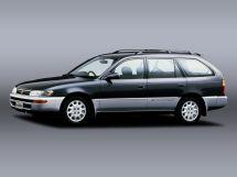 Toyota Corolla 1991, универсал, 7 поколение, E100