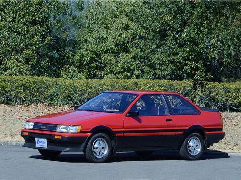 Toyota Corolla Levin (E80) 05.1983 - 04.1985