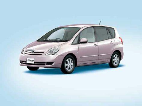 Toyota Corolla Spacio (E120) 04.2003 - 06.2007