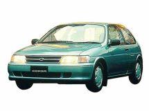 Toyota Corsa рестайлинг 1992, хэтчбек 3 дв., 4 поколение, L40