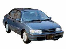 Toyota Corsa рестайлинг 1992, седан, 4 поколение, L40