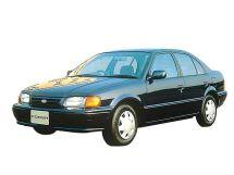 Toyota Corsa 1994, седан, 5 поколение, L50