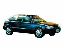 Toyota Corsa рестайлинг 1997, хэтчбек 3 дв., 5 поколение, L50