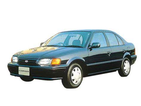 Toyota Corsa (L50) 09.1994 - 11.1997