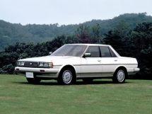 Toyota Cresta 1984, седан, 2 поколение, X70