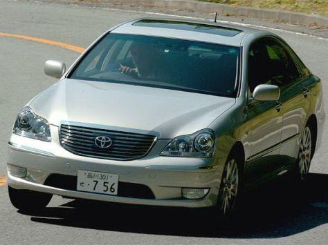 Toyota Crown Majesta (S180) 07.2004 - 06.2006