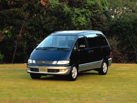 Toyota Estima Emina XR10, XR20