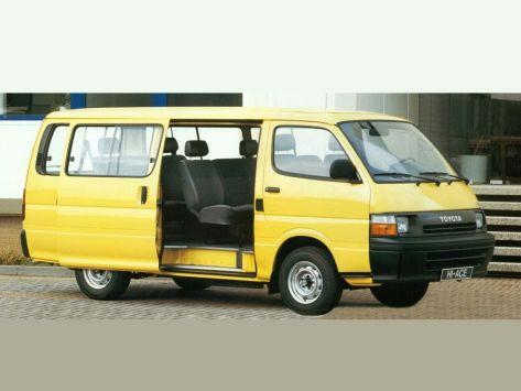 Toyota Hiace (H100) 01.1989 - 07.1998