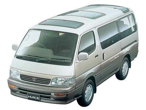 Toyota Hiace (H100) 08.1993 - 07.1996