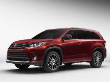 Toyota Highlander рестайлинг 2016, джип/suv 5 дв., 3 поколение, XU50