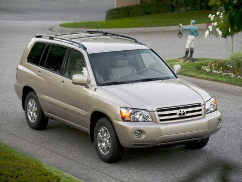 Toyota Highlander (XU20) 08.2003 - 04.2007