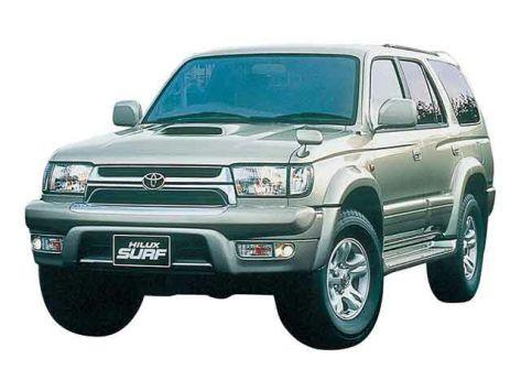 Toyota Hilux Surf (N180) 07.2000 - 09.2002