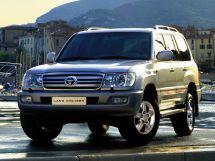 Toyota Land Cruiser 2-й рестайлинг 2005, джип/suv 5 дв., 10 поколение, J100