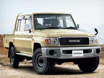 Toyota Land Cruiser 8 поколение, 08.1987 - 07.2004, Пикап