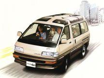 Toyota Lite Ace рестайлинг 1988, минивэн, 3 поколение, M30, M40