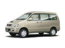 Toyota Lite Ace Noah рестайлинг 1998, минивэн, 1 поколение, R40, R50