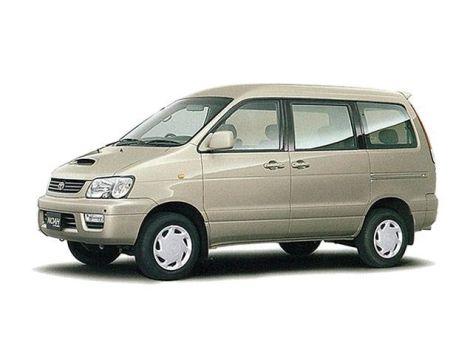 Toyota Lite Ace Noah (R40, R50) 12.1998 - 10.2001