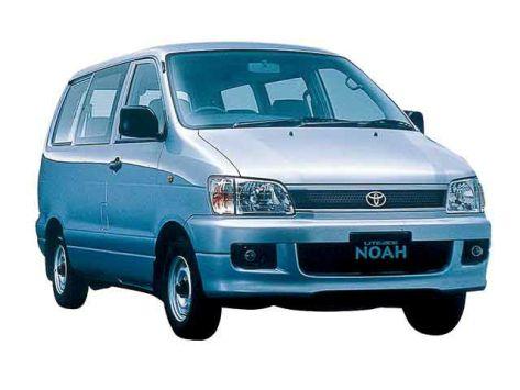 Toyota Lite Ace Noah (R40, R50) 10.1996 - 11.1998