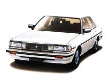 Toyota Mark II 1984, седан, 5 поколение, X70