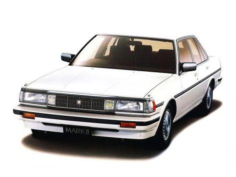 Toyota Mark II (X70) 08.1984 - 08.1988