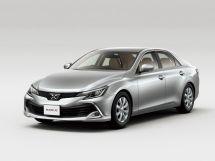 Toyota Mark X 2-й рестайлинг, 2 поколение, 11.2016 - 12.2019, Седан