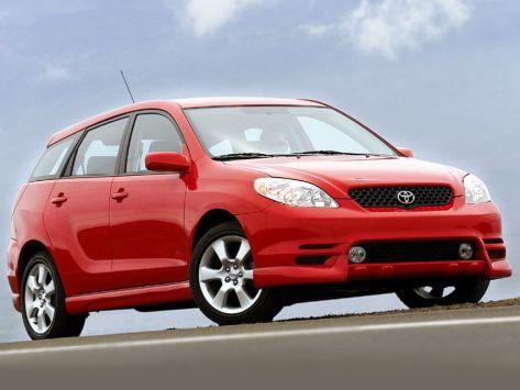 Toyota Matrix (E130) 01.2002 - 12.2007