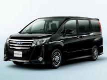 Toyota Noah 2014, минивэн, 3 поколение, R80