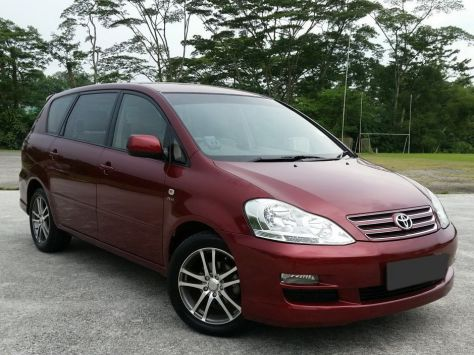 Toyota Picnic (XM20) 10.2003 - 01.2009