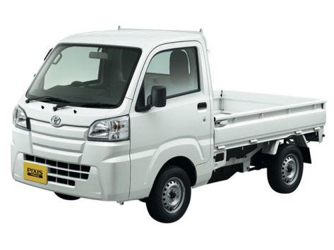 Toyota Pixis Truck (S500, S510) 09.2014 -  н.в.