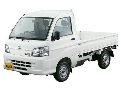 Toyota Pixis Truck (S200, S210) 12.2011 - 08.2014