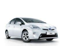 Toyota Prius рестайлинг, 3 поколение, 01.2012 - 04.2016, Лифтбек