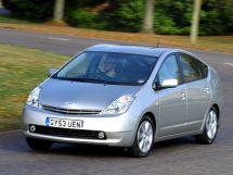Toyota Prius рестайлинг, 2 поколение, 11.2005 - 05.2009, Лифтбек