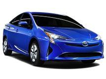 Toyota Prius 2015, лифтбек, 4 поколение