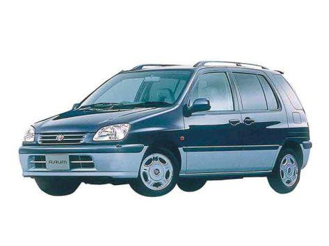 Toyota Raum (Z10) 05.1997 - 07.1999