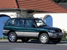Toyota RAV4 рестайлинг 1997, джип/suv 5 дв., 1 поколение, XA10