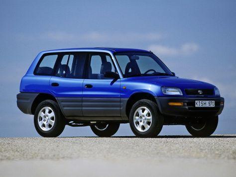 Toyota RAV4 (XA10) 05.1994 - 12.1997