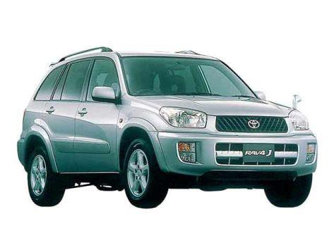 Toyota RAV4 (XA20) 05.2000 - 07.2003