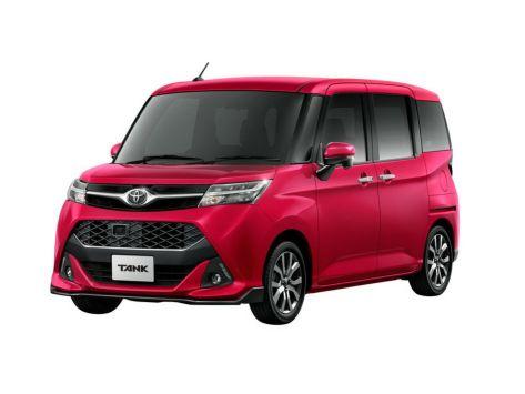 Toyota Tank  11.2016 - 09.2020