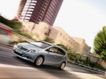 Toyota Verso 1 поколение, 03.2009 - 11.2012, Минивэн