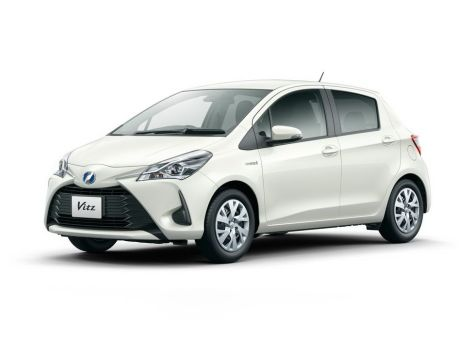 Toyota Vitz  01.2017 - 01.2020