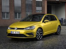 Volkswagen Golf restyled 2016, hatchback, 7th generation, Mk7