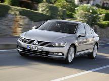 Volkswagen Passat 2014, седан, 8 поколение, B8
